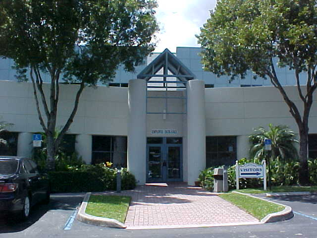 3250 Meridian Parkway, Weston, FL (Employee Entrance)