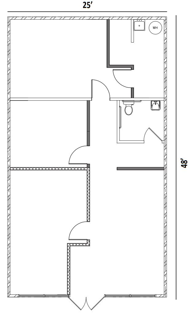 The Shops at 3900 Hamilton, Suite #6